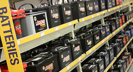Choose the right battery for your vehicle